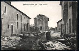 C2586 - Régnéville En Haye Lothringen Meurthe Et Moselle - 1. WK WW - Willy Köhler Metz - Briey