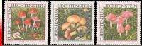 Liechtenstein 1193/95** Flore Champignons Rares II  MNH - Liechtenstein