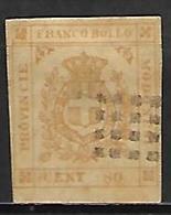 MODENE     -     1859  .  Y&T N° 11 Oblitéré - Modène