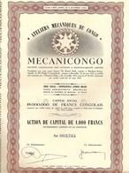 Mécanicongo - Afrique