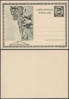 """Belgique 1931- EP Képi Surchagé 40C Sur 50C + 25C Vert  : Westende """" La Plage """" (DD) DC 1800 - Postwaardestukken"""
