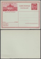 Belgique 1931- EP Képi 1F Rouge  : Bruxelles  (DD) DC 1803 - Postwaardestukken