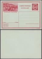 Belgique 1931- EP Képi 1F Rouge  : Le-Zoute-Sur-Mer  (DD) DC 1816 - Ganzsachen