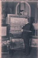Fritz Voellmy Schweizer Maler, Basel (104) - Artistes