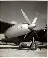 AVRO LINCOLN BOMBER   24 * 19 CM  Aviation, AIRPLAIN, AVION AIRCRAFT BRISTOL - Aviación