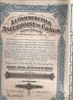 La Commerciale Anversoise Du Congo - 1928 - Afrika