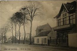 Camp De Casteau // Arret Du Tram (Hotel Beau Sejour) 19?? - België