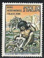 1988 - Italia 1836 Homo Aeserniensis, - Archeologia