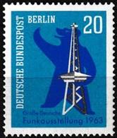 Timbre-poste Gommé Neuf** - Exposition Nationale De La Radio - N° 209 (Yvert) - Allemagne Berlin 1963 - [5] Berlin