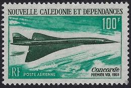 Nelle Calédonie - Poste Aérienne - Concorde - N° 103 Neuf Sans Charnière. - Airmail