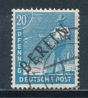 Berlin 8 A Gestempelt Geprüft Schlegel Mi. 9,- - [5] Berlin