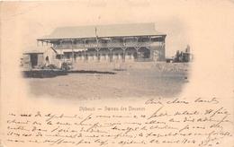 ¤¤   -    DJIBOUTI   -   Bureau Des Douanes En 1904  -  Oblitération De Paquebot  -  Voir Le Dos    -  ¤¤ - Gibuti