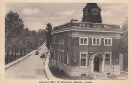 Danville Québec - Canadian Bank Of Commerce CIBC - Banque - Unused - VG Condition - 2 Scans. - Quebec