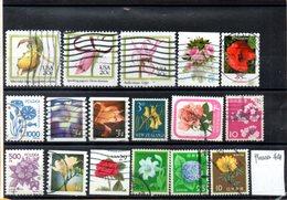 Thématique Fleurs, Lot De 17 Timbres, Lot N° 44 - Autres