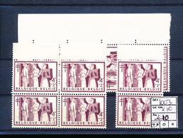 BELGIUM  COB 1003 X10 MNH - Nuovi