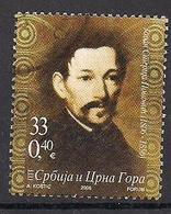 Jugoslawien  (2006)  Mi.Nr.  3311  Gest. / Used  (7af04) - 1992-2003 Sozialistische Republik Jugoslawien