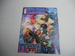 Marvel Super Héroes La Collection Officielle N° 110 : Machine Man (Revue Vendue Sans Figurine - Marvel Heroes
