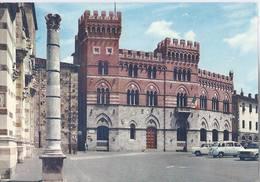 Grosseto - Piazza Dante E Palazzo Della Provincia - H4995 - Grosseto