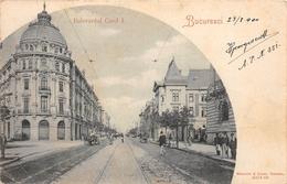 ¤¤   -   ROUMANIE   -  BUCURESCI   -  Bucarest   -  Bulevardul Carol I.    -  ¤¤ - Roumanie