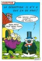 Illustrateur Dupa - Cubitus Humour Escargot    Y 558 - Bandes Dessinées