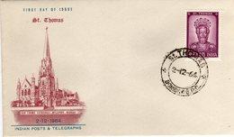 India 1964 Bombay San Tommaso - India