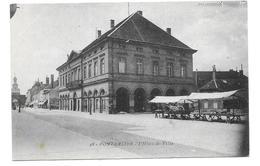 Pontarlier - L'Hôtel De Ville - Pontarlier
