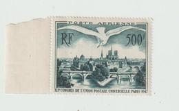 FRANCE PA 20** - Poste Aérienne