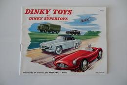 DINKY TOYS CATALOGUE 1958. état Parfait. - Toy Memorabilia