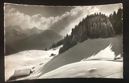 Zweisimmen, Winterlandschaft Mit Spilgerten Photo E. Gyger - BE Berne