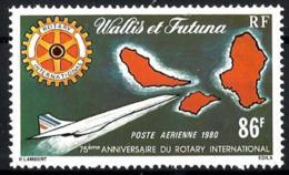 Wallis Y Futuna A-101 En Nuevo - Nuevos