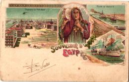 SOUVENIR D'EGYPTE  REF 58785A - Egipto