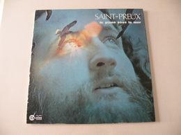 Saint Preux, Le Piano Sous La Mer 1972 - (Titres Sur Photos) - Vinyle 33 T LP - Musicals