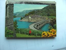 Wales Powys Elan Valley Dam - Wales