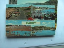 Wales Glamorgan Barry Knap Bathing Pool - Glamorgan