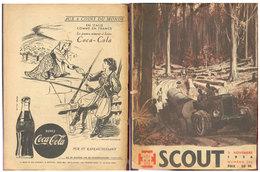 Scoutisme   Scout 1954   Coca Cola - Scoutisme