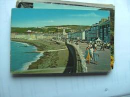 Wales Aberystwyth The Promenade - Wales