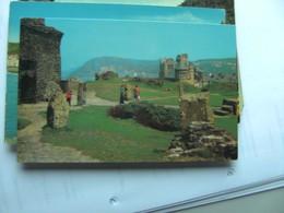 Wales Aberystwyth Castle Burial Ground - Wales