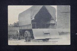 TRANSPORT - Carte Postale Du Matériel De Traction Mécanique De Mr Purrey ( Ingénieur à Bordeaux ) - L 21881 - Camions & Poids Lourds
