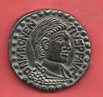 Reproduction D'un Double Maiorina De L'atelier D'Amiens , DNMACNEN TIVSPFAVC , SALVS DO NAVCET CAES AMB - 7. The Christian Empire (307 AD To 363 AD)