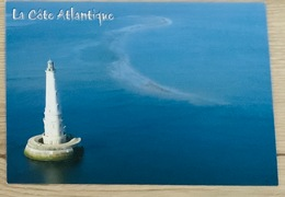1 Ansichtskarte Leuchtturm Lighthouse - Le Phare De Cordouan La Cote Atlantique - Phares
