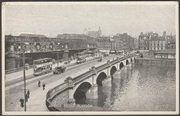 Jamaica Bridge, Glasgow, 1941 - Valentine's Postcard - Lanarkshire / Glasgow