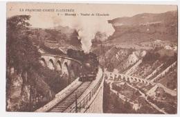 N°2 MOREZ Jura Viaduc Et Train - Equipment