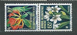 AOF  N°  68+72  **  TB - Unused Stamps