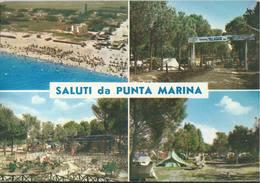 Saluti Da Punta Marina - Ravenna - H5006 - Ravenna