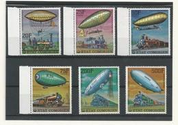 COMORES N° 179/182  + PA 121/122 NEUFS SUPERBES  COTE  9 EUROS - Comores (1975-...)