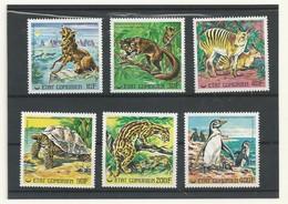 COMORES N° 175/178  + PA 119/120  NEUFS SUPERBES  COTE  11 EUROS - Comores (1975-...)