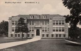 WOODBURY, N. J. -  Woodbury High School - Etats-Unis