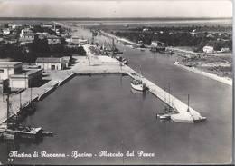 Marina Di Ravenna - Bacino - Mercato Del Pesce - H5008 - Ravenna