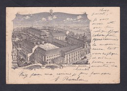 Belgique TURNHOUT College St Saint Joseph ( Gravure Benoit ) - Turnhout