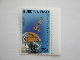 1989 Burkina Faso Yv 801 ** MNH Film Festival Cote  2.50 € Michel 1198 SG 964 - Burkina Faso (1984-...)